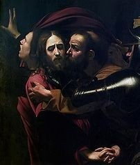 Caravaggio Kiss of Judas Free Image Gallery