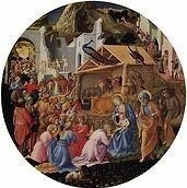 Adoration of the Magi by Fra Angelico