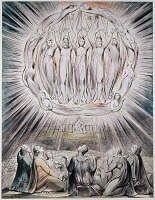 Annunciation To The Shepherds, William Blake