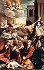 Massacre of the Innocents Guido Reni, Royalty Free Images