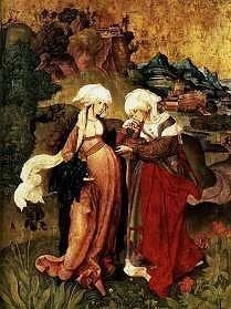 The Visitation high resolution bible images