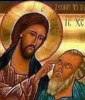 Jesus Healing the Man Born Blind
