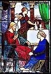 Mary and Martha high resolution Bible images