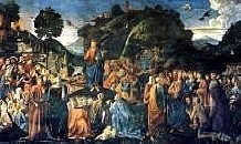 Sermon on the Mount by Cosimo Rosselli