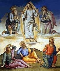 The Transfiguration by Pietro Perugino, high resolution