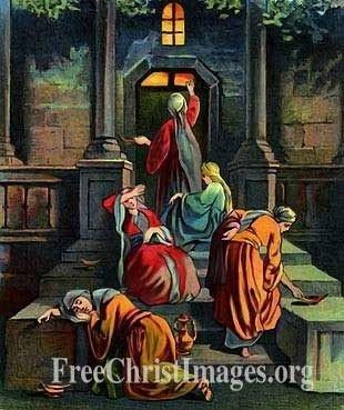 The Five Foolish Virgins