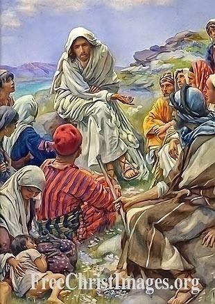 Sermon on the Mount images, Matthew 5 the Beatitudes