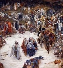 What Our Savior Saw From The Cross by James Tissot