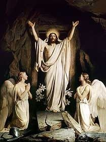 The Resurrection by Carl Heinrich Bloch