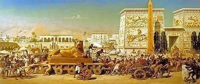 Israel in Egypt by Edward Poynte