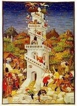 Building the Tower of Babel, The Bedford Book of Hours