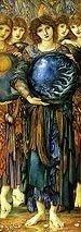 Edward Burne Jones Days of Creation Day Five