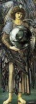 Sir Edward Burne Jones Days of Creation, Day One