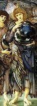Sir Edward Burne Jones Days of Creation Day Two