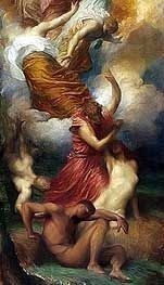 Creation Of Eve by George Frederic Watts