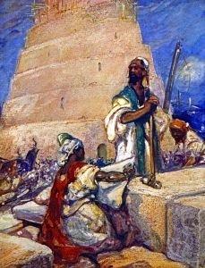 Nimrod Tower of Babel image