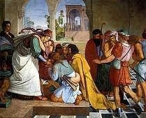 The Reconciliation of Joseph and His Brothers, Peter Cornelius Royalty Free Images