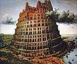Tower of Babel II painting by Pieter Bruegel the Elder