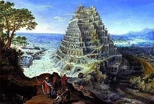 Tower of Babel by Lucas van Valckenborch, high resolution images