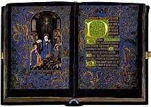 Royalty Free Illuminated Manuscripts, The Black Hours