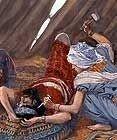 Joel kills Sisera, James Tissot painting