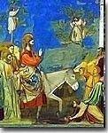 Christ Entering Jerusalem high resolution free images