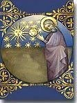 Creation Story images of God creating the heavens and the earth
