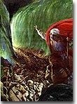 Moses parting of the Red Sea high resolution images