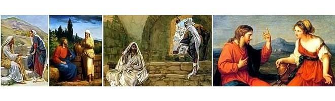 Samaritan woman at the well high resolution download